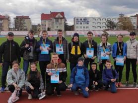 Ківерцівські легкоатлети