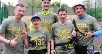 Луцькі спортсмени представлятимуть Україну на міжнародних змаганнях Warrior Games: Team Ukraine