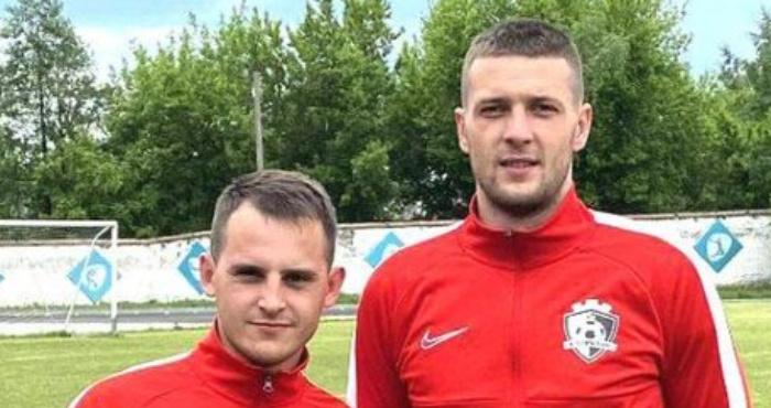 Двоє поліцейських з Рівненщини, які, крім служби, виступають за аматорський футбольний клуб «Коливань» (Клевань) увійшли до команди Нацполіції України з футболу.