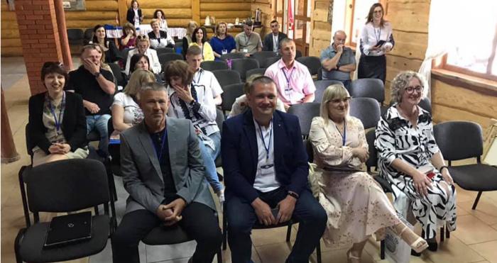 Відкриття наукової конференції