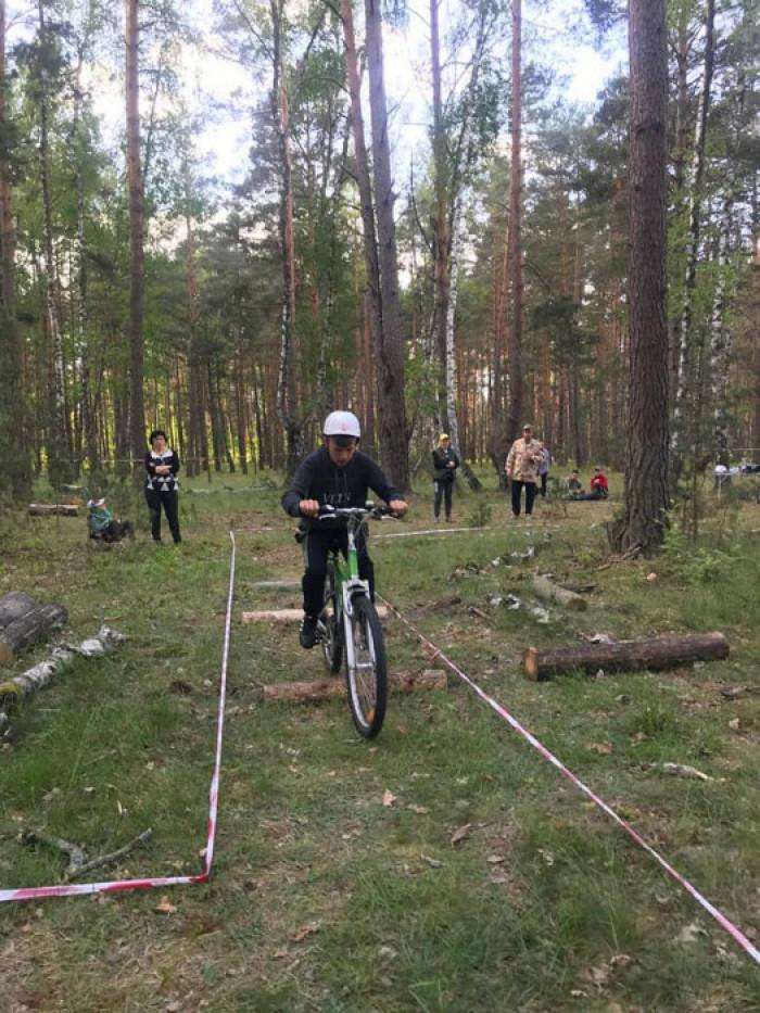 Змагання велосипедистів