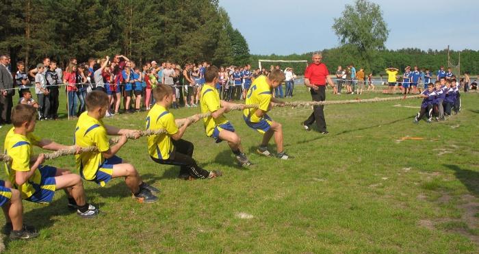 Фестиваль спорту
