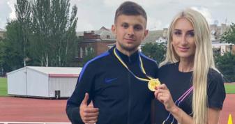 Волинські легкоатлети привезли додому звання чемпіона й дві медалі