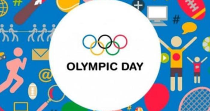 У програмі — легкоатлетичний біг, спортивні конкурси та олімпійська вікторина.