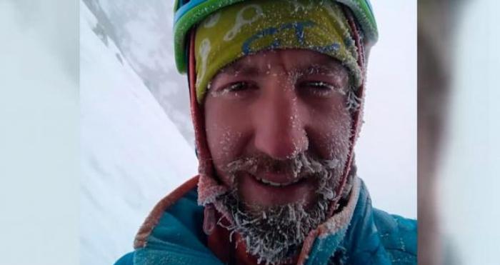 Микита Балабанов із Вараша підкорив Еверест