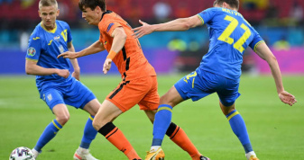 Нідерланди – Україна. Фото UEFA
