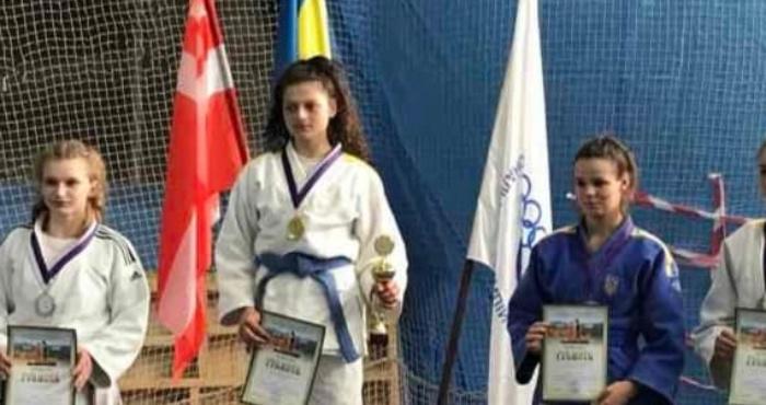 Дарина Коба здобула золото на всеукраїнському турнірі