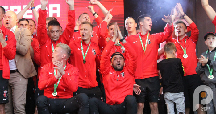 Верес отримав атестат на участь у Прем'єр-лізі