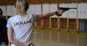 У Луцьку понад сто спортсменів змагалися на Чемпіонаті СБУ з поліатлону