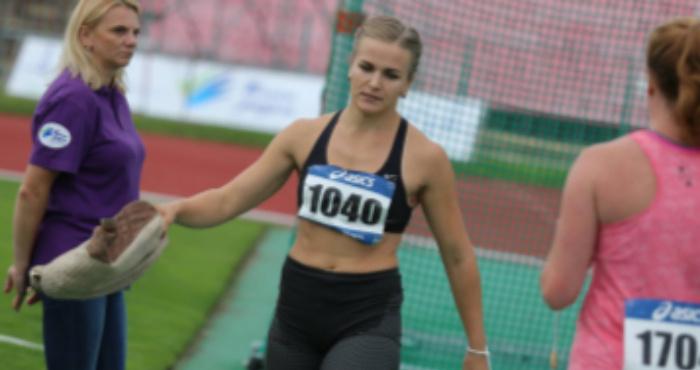Ірина Климець стала чемпіонкою України