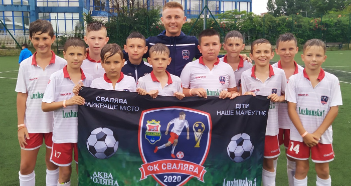 Свалявські футболісти