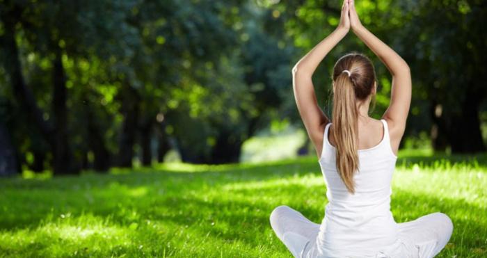 Лучан запрошують на тренування з йоги