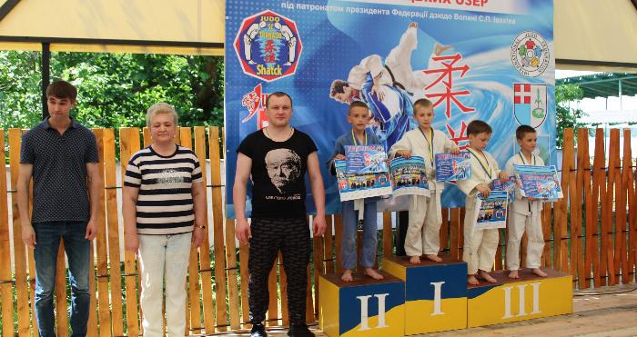 Турнір з дзюдо на Кубок Шацьких озер