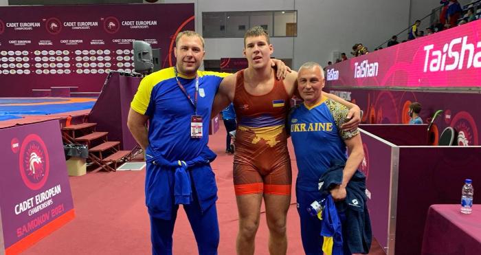 Рівненський спортсмен завоював бронзову нагороду на чемпіонаті Європи
