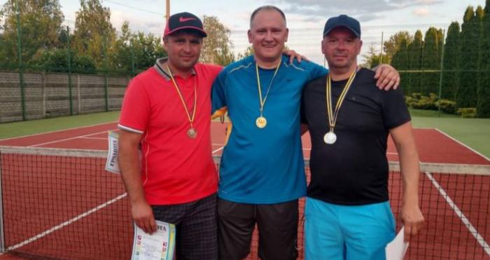 У Ковелі відбувся тенісний турнір