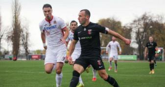 «Верес» проведе перший товариський матч сезону з «Волинню»