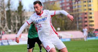Півзахисник Богдан Оринчак припинив свої виступи за луцьку  «Волинь».