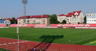 домашні матчі НК Верес буде проводити на стадіоні Авангард у Луцьку