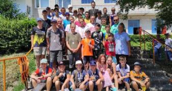 Веслувальники Боратинської громади здобули нагороди на чемпіонаті школи олімпійського резерву