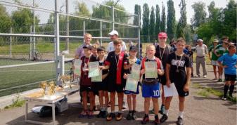 У Рівному визначили переможців турніру з дворового футболу «Кубок вулиць 2021»
