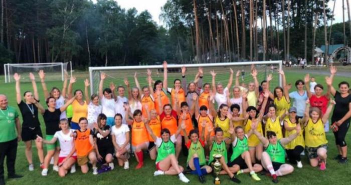 На Дубенщині відбувся турнір «Я — мама футболіста»