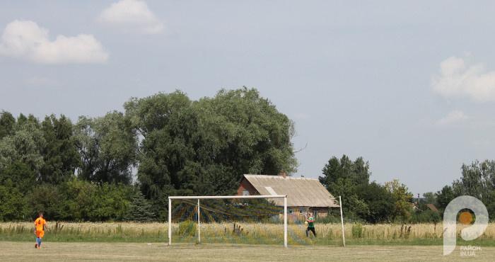 На Острожчині триває розіграш першого Кубка громади з футболу