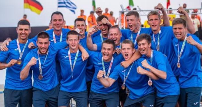 Українська збірна з гандболу виграла медалі чемпіонату Європи