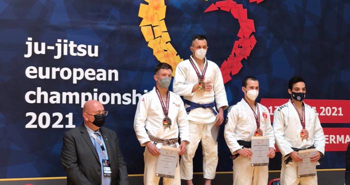 Богдан Мочульський здобув звання чемпіона Європи