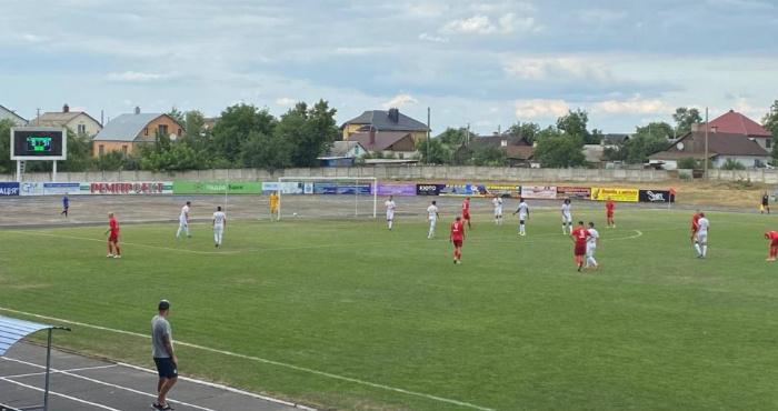 Дебютний матч юнаків «Вереса» у чемпіонаті завершився поразкою