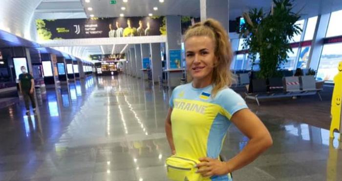 Волинянка Ірина Климець вирушила до Японії на Олімпійські ігри