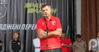 Юрій Вірт прокоментував гру «Вереса» проти «Колоса»