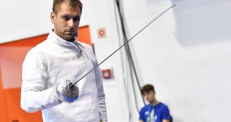 Ігор Рейзлін виступив у півфіналі Олімпіади-2020 у фехтуванні на шпагах
