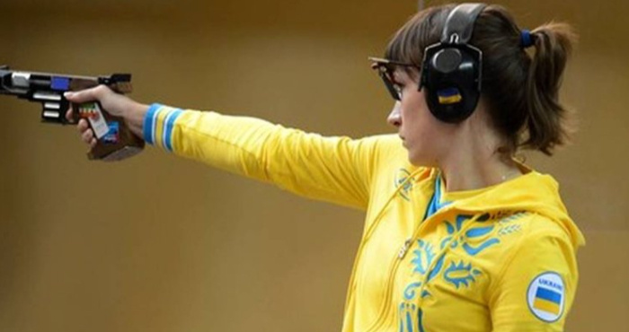 Олена Костевич - четверта у фіналі Олімпіади-2020 зі стрільби з пістолета
