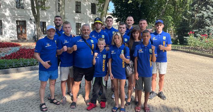 Спортсмени луцького клубу представлятимуть Україну на Чемпіонаті світу з ММА