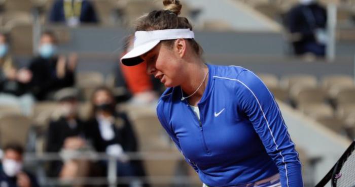 Українська тенісистка Еліна Світоліна не пройшла у фінал олімпійського турніру з тенісу в Токіо.