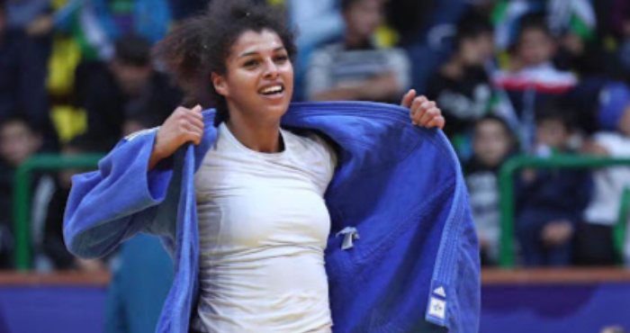 Волинська дзюдоїстка Анастасія Турчин продовжує виступи на Олімпіаді-2020