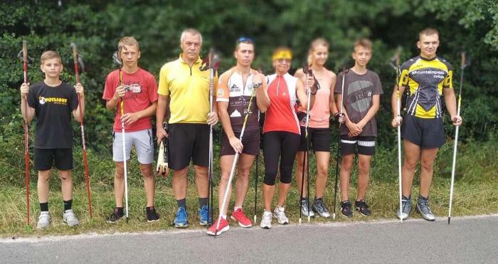 Збір з лижних перегонів та біатлону у Пульмі