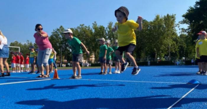 В Мукачеві провели Малі олімпійські ігри
