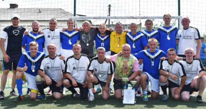 Назвали переможців турніру з мініфутболу на «Кубок Володимира»