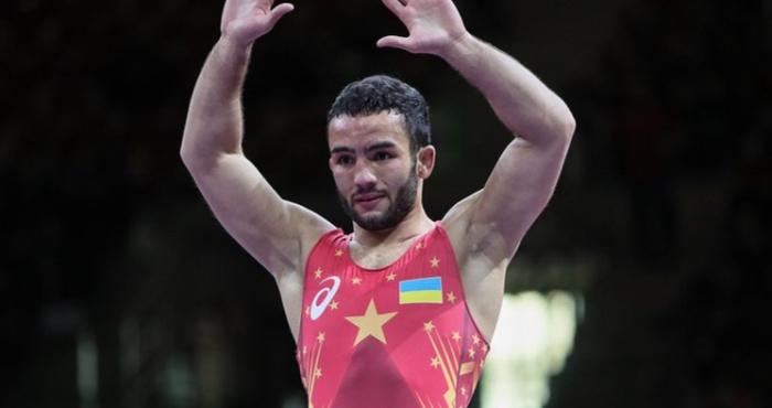 Парвіз Насібов показав характер і вийшов у фінал Олімпіади-2020 з греко-римської боротьби