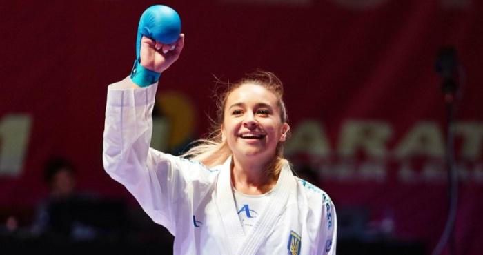 Каратистка Анжеліка Терлюга – срібна призерка Олімпійських ігор-2020