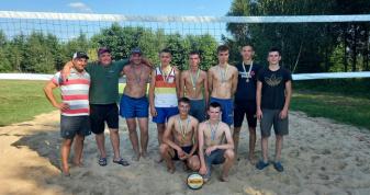 Волейболісти Велимченської громади