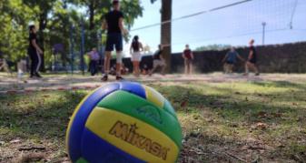 Волейбольний турнір у Ківерцях з нагоди Міжнародного дня молоді