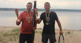 Рівняни стали першими на чемпіонаті Житомирської області з риболовлі