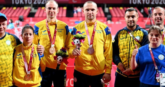Україна у підсумковому медальному заліку Паралімпіади зберегла місце в ТОП-6