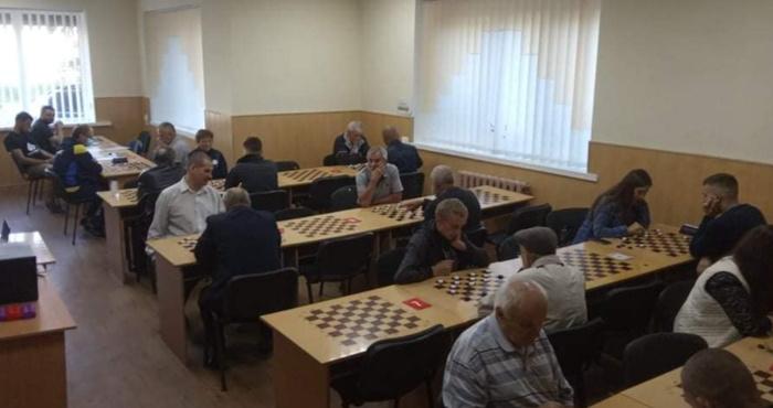 Турнір із шахів і шашок