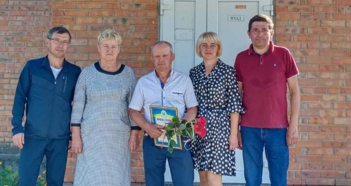 Учителя Буцинського ліцею відзначили почесною грамотою
