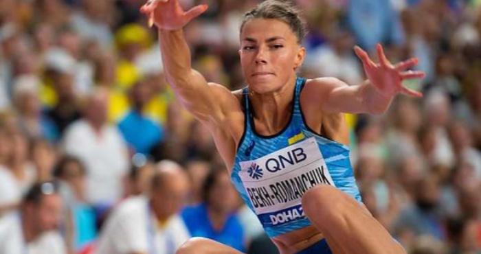 Марина Бех-Романчук розповіла, що мотивує займатися легкою атлетикою
