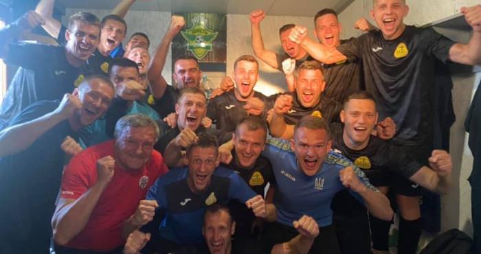 «Луцьксантехмонтаж» вийшов у чвертьфінал Кубка ААФУ