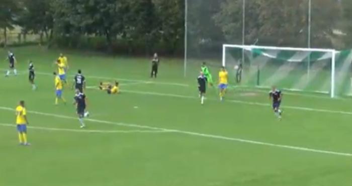 На домашньому полі  «ОДЕК» в 1/8 фіналу Кубку ААФУ розгромив суперника й вийшов у чертьфінал